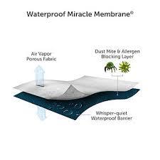 protect a bed plush waterproof mattress protector king
