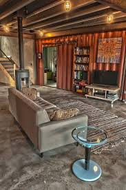 Shipping Container Homes Interior Design 119 Best Container Homes Images On Pinterest Architecture