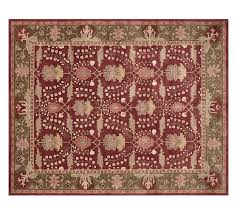 Rugs Pottery Barn Franklin Style Rug Pottery Barn