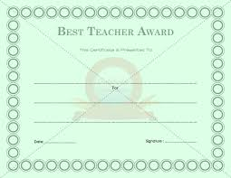 ffa certificate template best award school certificate templates