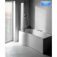 carron sigma 1800 x 750mm showerbath uk bathrooms