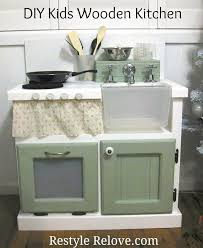 best 25 kids wooden kitchen ideas on pinterest kids wooden play
