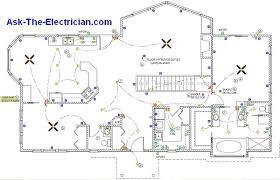 sle house plans sle house wiring diagram wiring free wiring diagrams