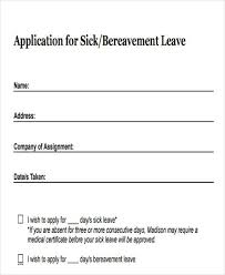 Exle Letter Request Annual Leave 10 best leaves application form images on application
