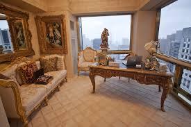 a luxuosa penthouse do novo presidente dos eua donald trump