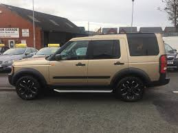 land rover forward control for sale land rover discovery 2 7 3 tdv6 s 5dr for sale in preston