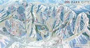 Map Of Utah Ski Resorts by New Name Of Park City Ski Resort Park City New Trail Map