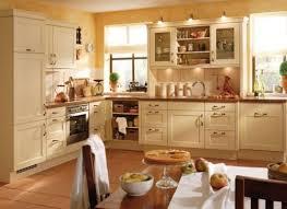 küche landhaus landhaus küche front massiv lackiert ohne geräte in
