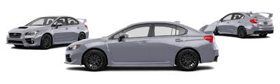 silver subaru wrx interior 2017 subaru wrx awd sti 4dr sedan research groovecar