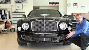 bentley mulsanne 2013 2013 bentley mulsanne morrie u0027s luxury auto youtube