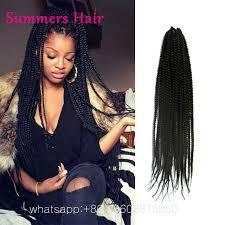 box braids hairstyle human hair or synthtic new 24 3s micro box braids hair black long box braids style