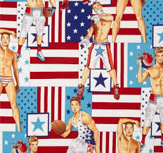 alexander henry halloween fabric all american alexander henry fabric interest male pinups