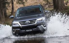 new toyota fortuner unveiled in thailand at inr 22 2 lakh