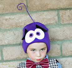 Inside Out Costumes Diy Fear From Inside Out Costume Costumes Halloween Costumes