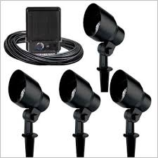 led landscape lighting kits home depot as your reference