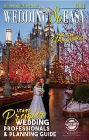 wedding planners in utah utah s 1 wedding planning guide salt lake