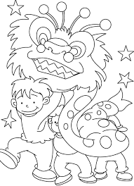 coloring page free printable chinese new year coloring pages