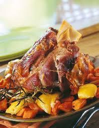 cuisiner jarret de veau recette jarret de veau au citron confit et carottes au cumin