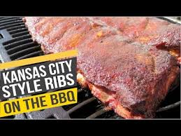 Country Style Ribs On Traeger - kansas city ribs how to make kansas city style ribs on the bbq