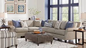 blue and gray living room blue brown gray living room furniture ideas decor