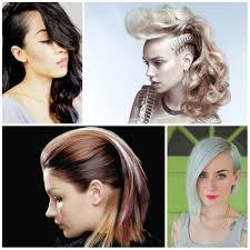 unique hairstyle ideas for medium haircuts 2017 haircuts