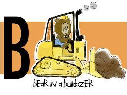 bulldozer bear by niseininja on deviantart