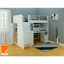 Loft Bunk Beds For Kids Image Of Low Loft Bunk Beds For Kids - Study bunk bed