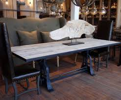 Best Communal Table Images On Pinterest Communal Table - Adjustable height kitchen table