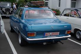 opel kadett oliver 1972 opel kadett information and photos momentcar