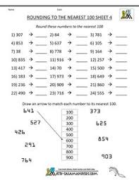rounding number worksheets nearest 10 100 1000 2 gif 1 000 1 294
