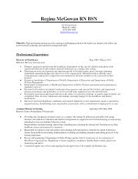 Resume Samples University by Picturesque Example Nursing Resume Examples And Free Builder