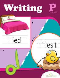 preschool workbooks education com
