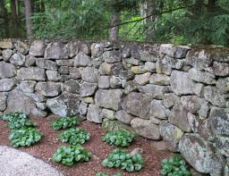Garden Rock Wall by The Slowest Of The Performing Arts U2013 A Moveable Garden