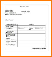9 status reporting template park attendant