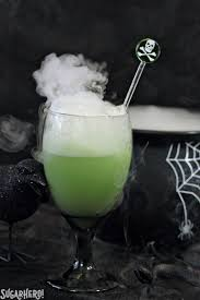 witch u0027s brew halloween punch sugarhero