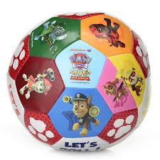 paw patrol live soccer ball vstar merchandising llc