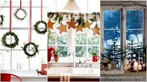 Christmas Window Decorations For Home by Christmas Insanely Beautiful Last Minute Christmas Windows