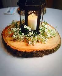 Wedding Centerpiece Lantern by Lantern Centerpiece With Baby U0027s Breath Google Search Peach