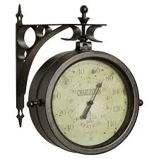 Awesome Clocks by Double Sided Wall Clock Canada Wall Clocks Decoration