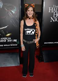 universal hollywood halloween horror nights 2016 linda blair at halloween horror nights opening in universal city