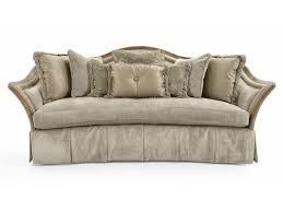 rachlin classics iris traditional sofa with flared arms baer u0027s