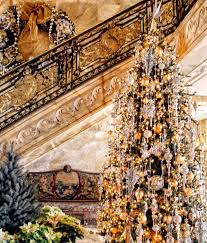 Marble House Interior Big City Tyro Travel Tyro Christmas In Newport Ri
