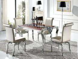 Mirrored Dining Room Furniture Mirrored Dining Room Furniture Image Of Mirrored Dining Table