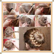 hairstyles with steps easy hairstyle step by steps android apps on google play