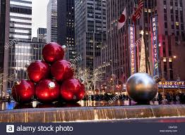 ornament display avenue of the americas nyc