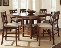 black counter height table set bar height dining room table createfullcircle com