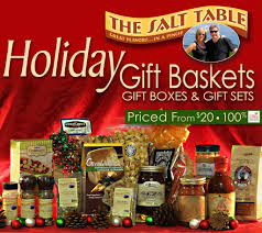 Georgia Gift Baskets Corporate Gift Baskets For The Holidays Salt Table