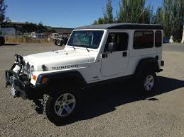 lj jeep 2005 jeep lj with a cool hard top that we put a 5 7l hemi in