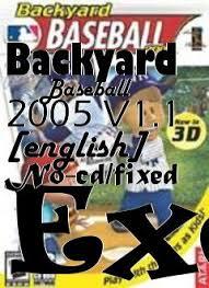 Backyard Baseball Ps2 Backyard Baseball 2005 V1 1 English No Cd Fixed Exe Free