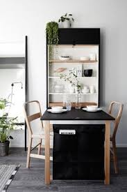 Dining Room Table For Small Space Yes You Can Fit A Dining Room Into Your Small Space Small
